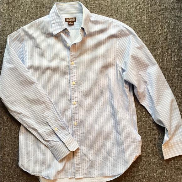 Michael Kors Other - Michael Kors Slim-Fit Button-Down Shirt